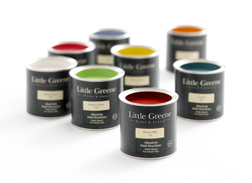 Pots peintures Little Greene